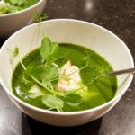 Verse soep is zo gemaakt