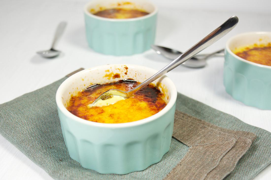 Crème brûlée maken zonder oven - Uit de keuken van 8 Uit de keuken ...