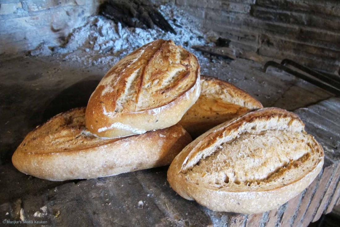 Brood. Daar zit wat in.