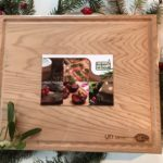KERSTAANBIEDING: Ovenplank van cederhout (geldig tot 20 december)
