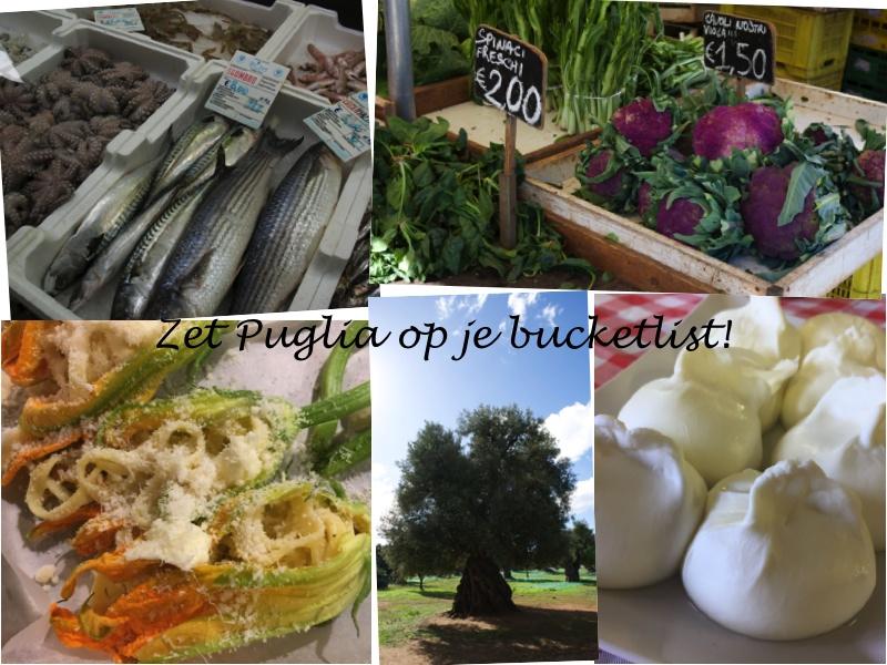 Zet Puglia op je bucketlist!