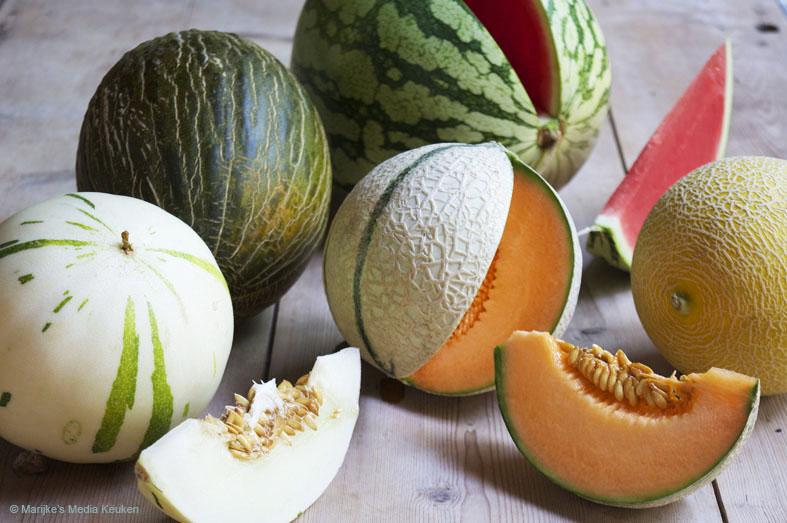 't Is weer meloenentijd