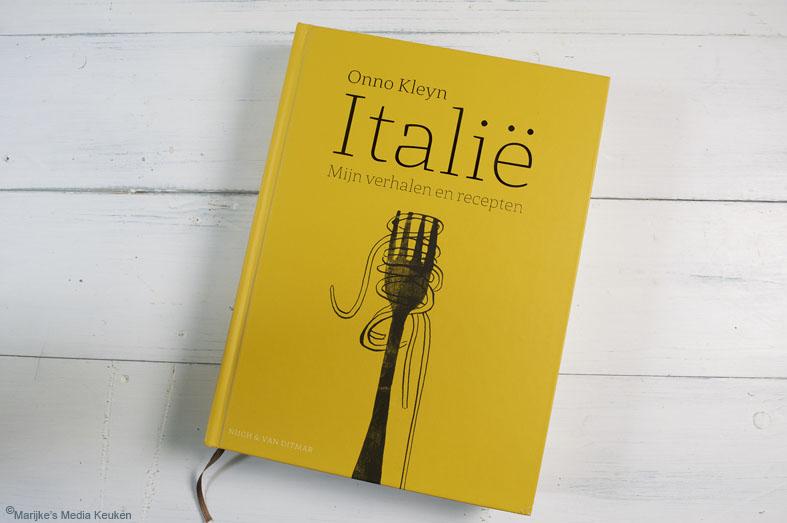 Italië Mijn verhalen en recepten van Onno Kleyn