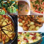 Vegetarisch weekmenu