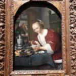 Het oestermeisje van Jan Steen