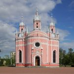 De suikertaartkerk van de Tsarina